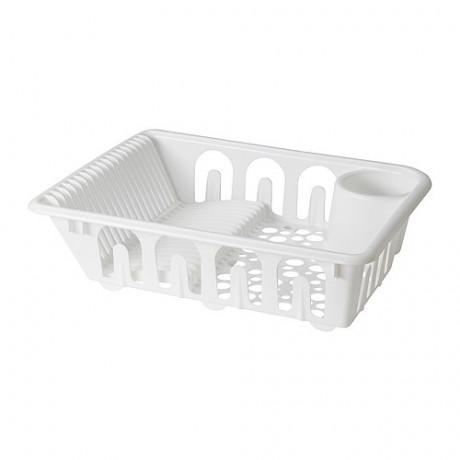 Сушилка посудная ФЛЮНДРА белый фото 0